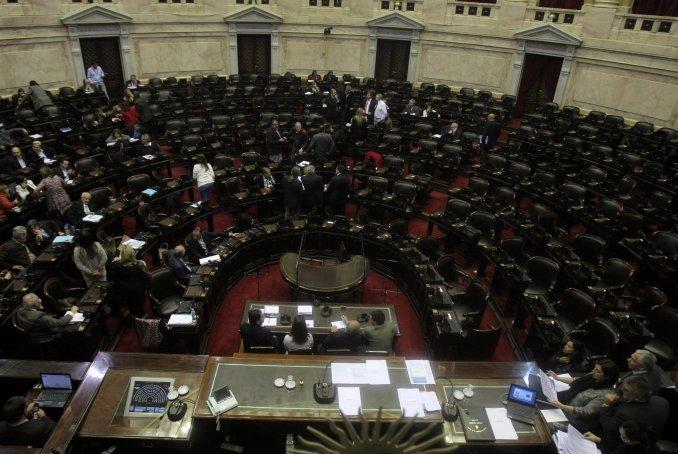Diputados define hoy si aprueba la ley antidespidos