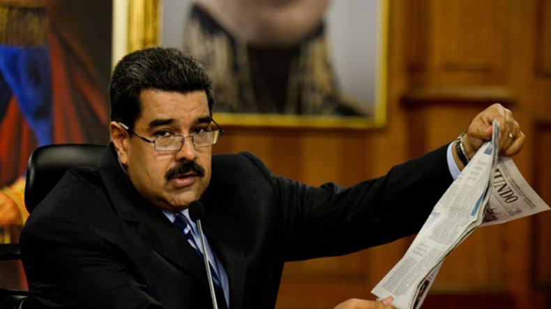 Para Maduro la Asamblea Legislativa está desconectada de los intereses nacionales.
