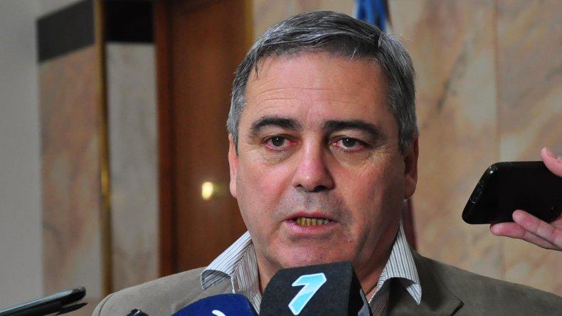 Touriñan criticó a Miquelarena por el cierre de  la causa de espionaje a ciudadanos de Esquel