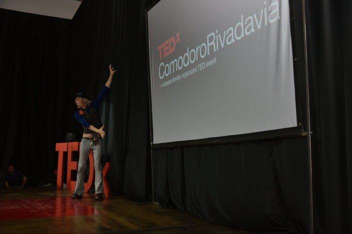 Cupos limitados para TEDx Comodoro
