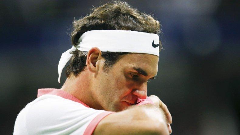 Roger Federer será uno de los grandes ausentes en el Abierto de Francia.