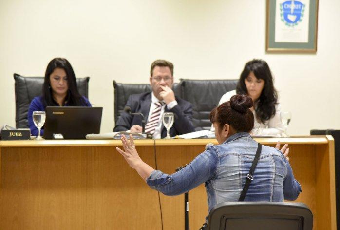 El juicio contra Ezequiel Barros continuará la semana que viene. Ayer se conoció que la víctima tenía pólvora en sus manos.