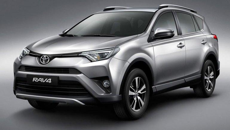 Lanzamiento: Toyota Rav4 2016