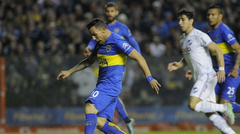 La clasificación de Boca ante Nacional de Uruguay