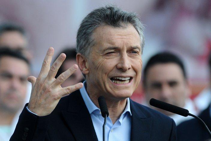 El segundo semestre va a ser mejor, créanme, insistió Macri
