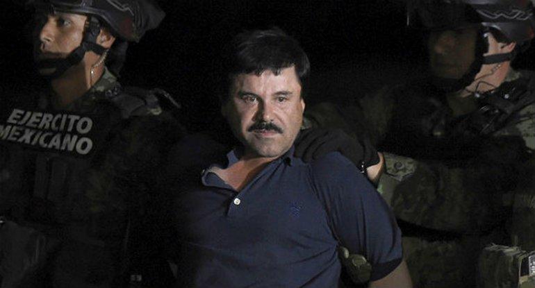Guzmán será juzgado en Texas.