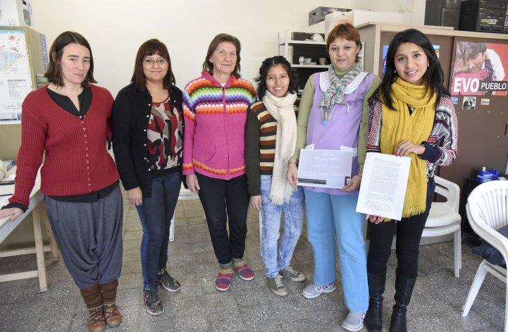 Integrantes de la Multisectorial de Mujeres organizan una nueva marcha para el próximo 3 de junio.