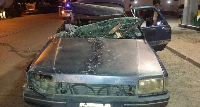 Murió una mujer, hay otra en grave estado y el conductor fue detenido