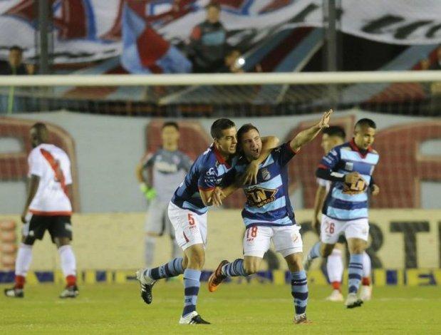 River cerró el torneo con una derrota ante Arsenal en Sarandí