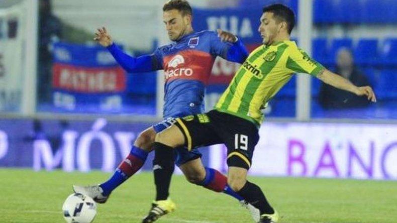 Tigre derrotó a Aldosivi por la última fecha del campeonato