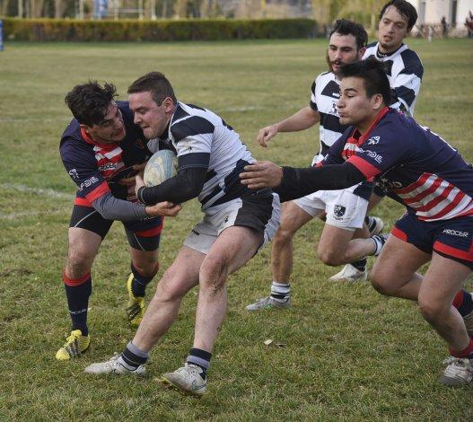San Jorge RC ganó en tierras del Coirón y sigue como líder del Torneo de la URA.