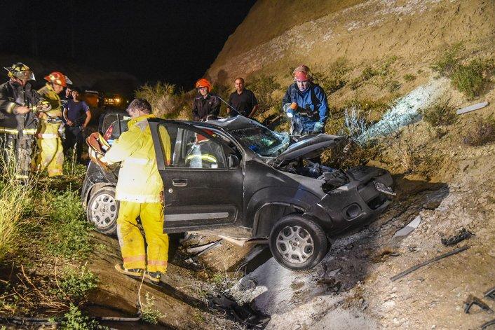 Las víctimas fatales aumentan en rutas y caminos de Chubut.
