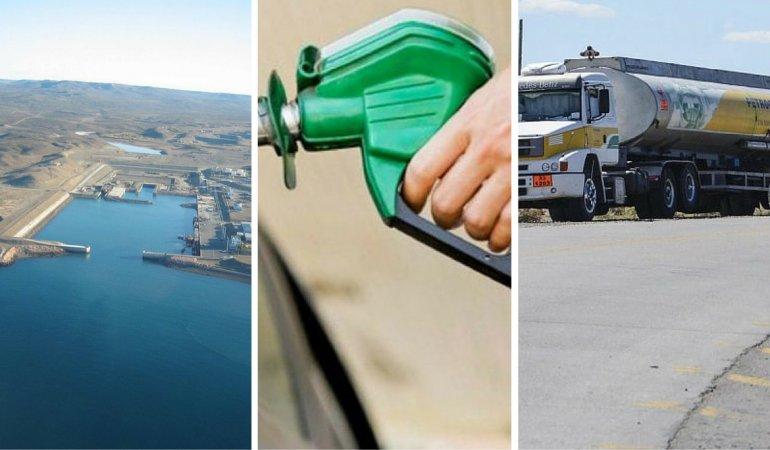 Por un paro de portuarios podría haber faltante de combustibles