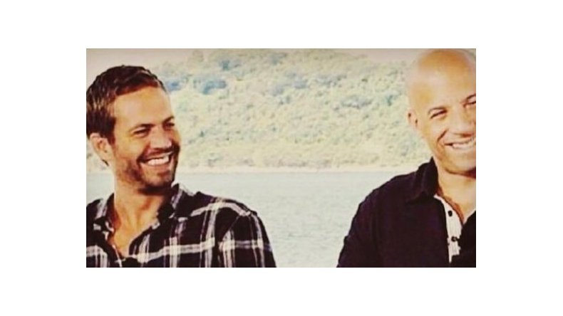 El emotivo recuerdo de Vin Diesel a Paul Walker: Estaría orgulloso