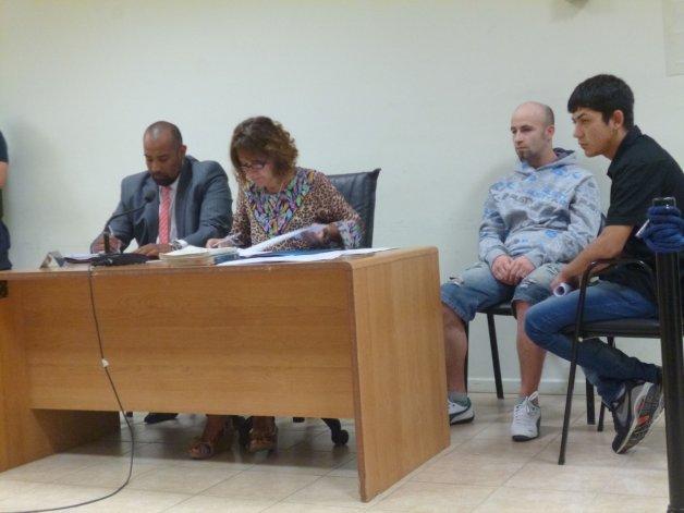 Rodrigo Soto y Diego Serrano enfrentarán hoy al tribunal que los enjuiciará por el homicidio de Anahí Tamara Copa.