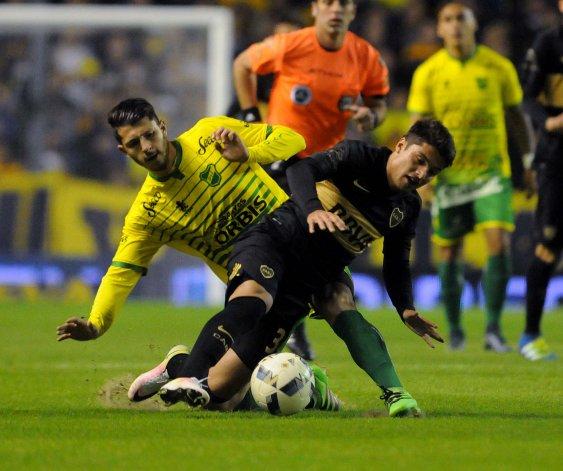Boca se despidió del torneo de la AFA con un empate como local ante Defensa y Justicia.