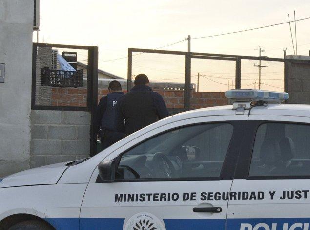 El robo en la vivienda de Kilómetro 5 ocurrió ayer en plena tarde y no hubo detenidos.