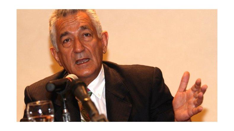Alberto Rodríguez Saá contrajo Gripe A