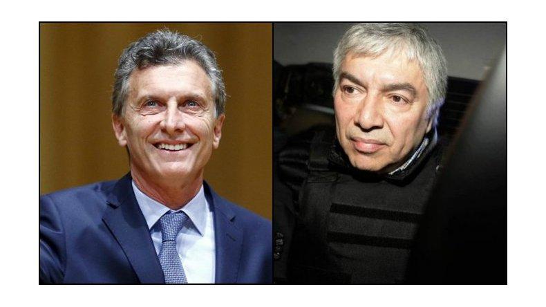 Macri, el socio de Lázaro Báez