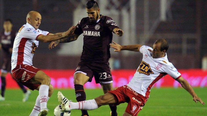 Huracán ganó en La Fortaleza