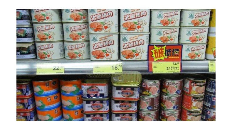 China negó que venda carne humana enlatada a países africanos