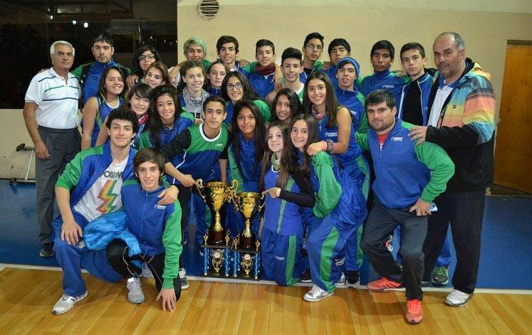 Chubut se consagró Subcampeón de los Juegos de la Patagonia