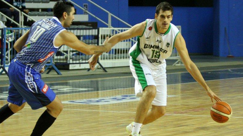 Leonardo Mainoldi anotó 666 puntos en su primera temporada en Gimnasia Indalo.