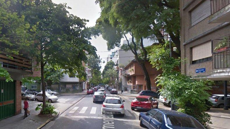 Un joven fue secuestrado en una esquina del barrio de Belgrano.