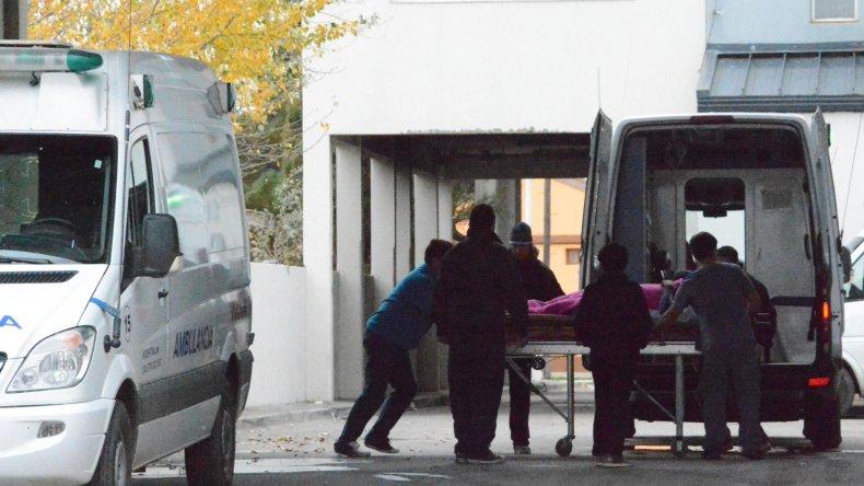 En Caleta Olivia una mujer que había sido trasladada desde Perito Moreno al Hospital Zonal falleció el domingo y aún no se confirmó si su deceso fue un caso de Gripe A.