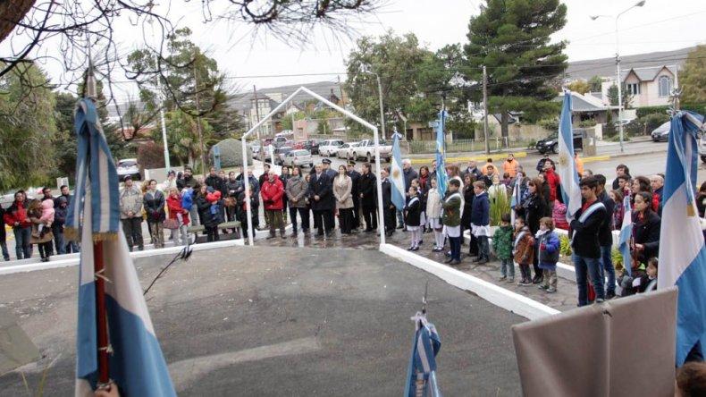 Rada Tilly celebró el 206 aniversario de la Revolución de Mayo