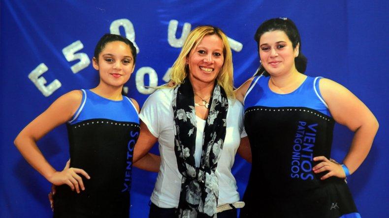 Bianca Soto y María Agustina Trevisol