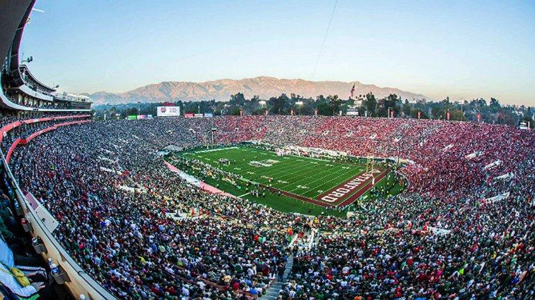 El Rose Bowl de Los Angeles