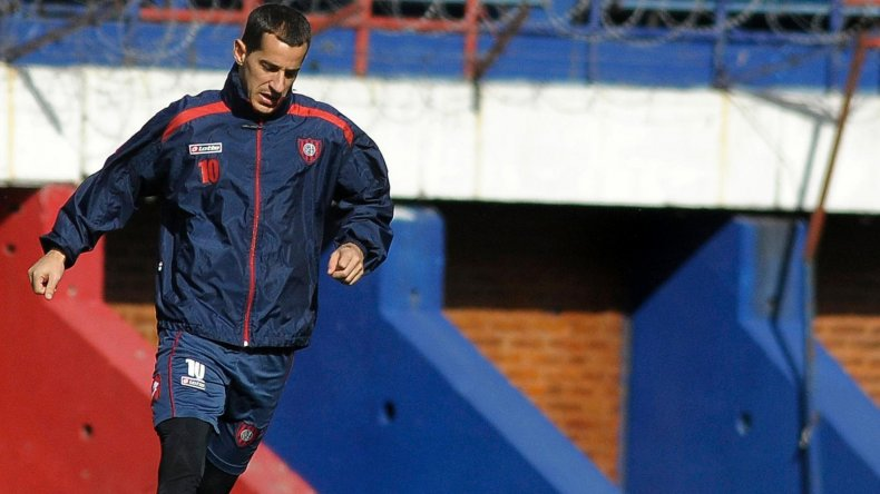 Romagnoli se recuperó del edema en el isquiotibial derecho y está para jugar la final frente a Lanús.