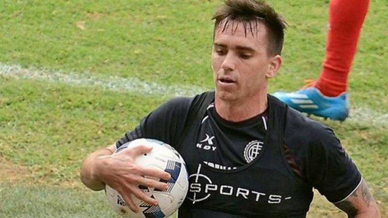 El delantero Pablo Mouche se mostró feliz porque la final tendrá a las dos parcialidades en Núñez.