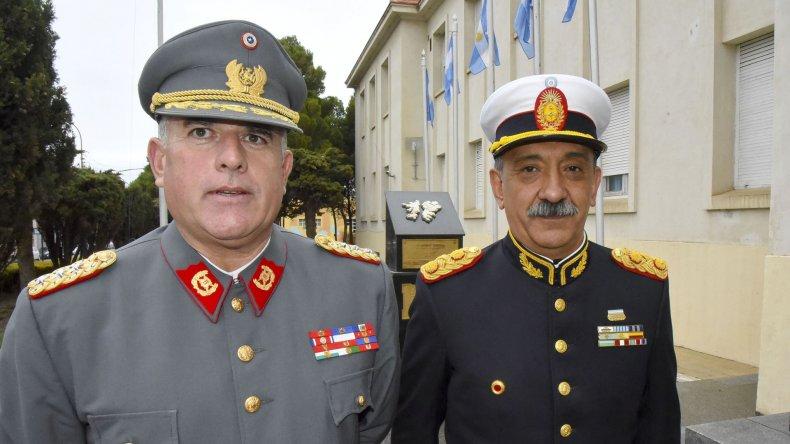 El coronel Alberto Rivera Valencia