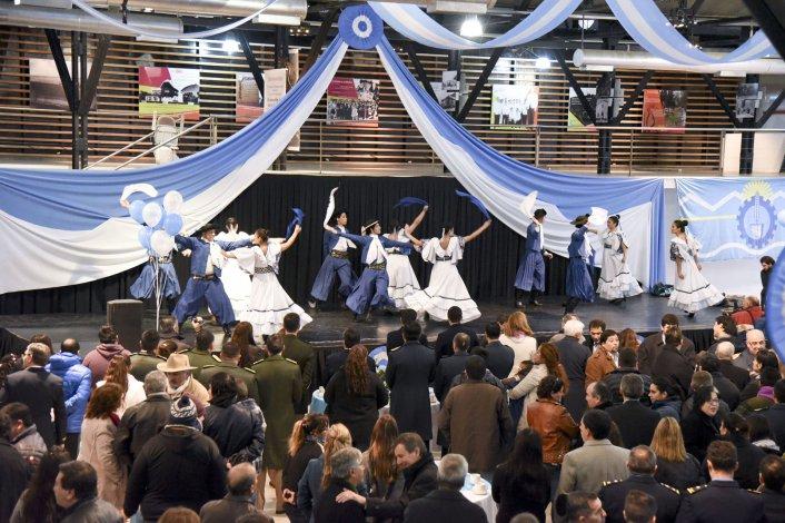 El encuentro popular que se desarrolló en el Centro Cultural