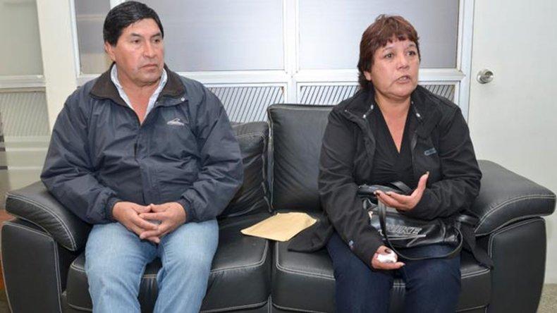 La familia de Néstor Vázquez enojada con la justicia por una nueva suspensión de la audiencia.