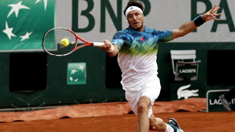 Roland Garros se quedó sin tenistas argentinos