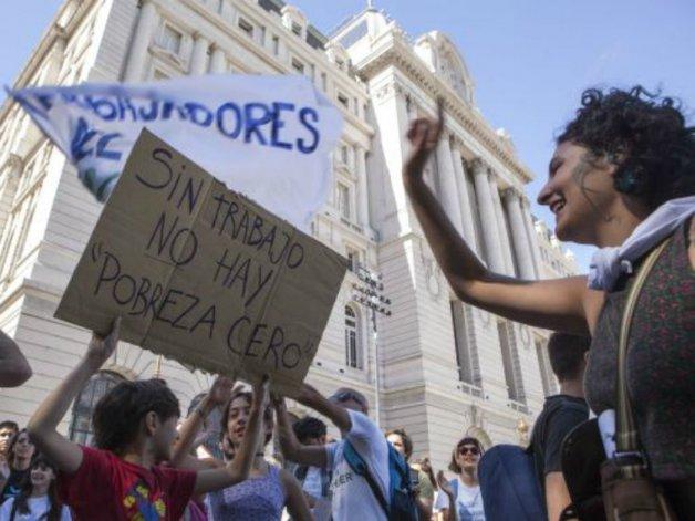 Anunciaron una movilización contra el veto