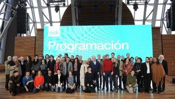 Presentación de la Programación 2016 en el Centro Cultural Kirchner.