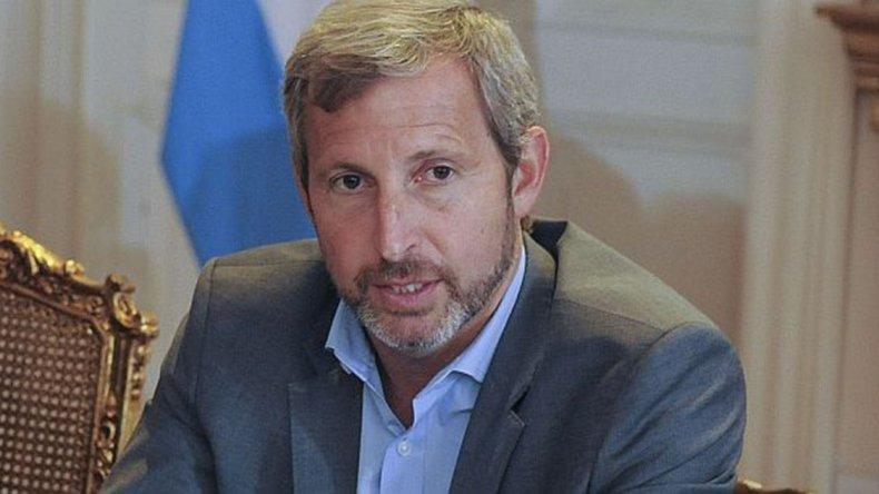 Frigerio sostuvo que la suba de tarifas tiene por objetivo generar incentivos para la inversión.