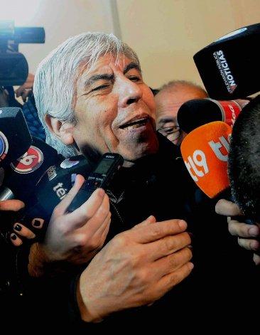 Moyano presentó un amparo por deuda de $ 600 M del Gobierno con Camioneros