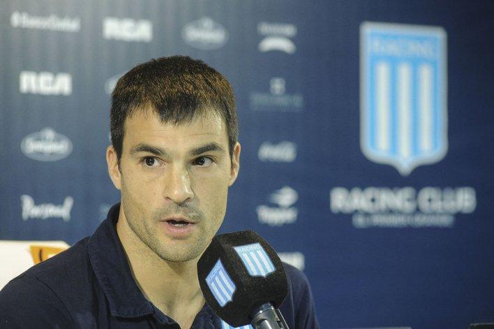 Sebastián Saja confirmó ayer su alejamiento de Racing luego de cinco años maravillosos.