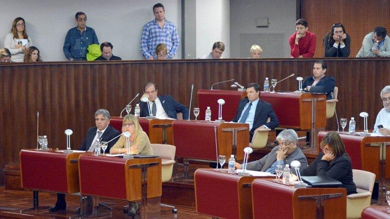 Legislatura: aprobaron el proyecto de selección para los jueces