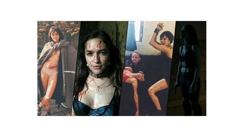 Impactantes escenas de Hipersomnia, la nueva película argentina de terror