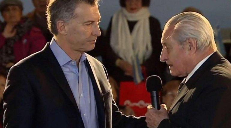 Macri envió al Congreso un proyecto para pagar deudas a jubilados