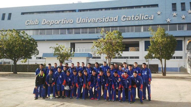 Positiva gira de los juveniles de la CAI por Chile