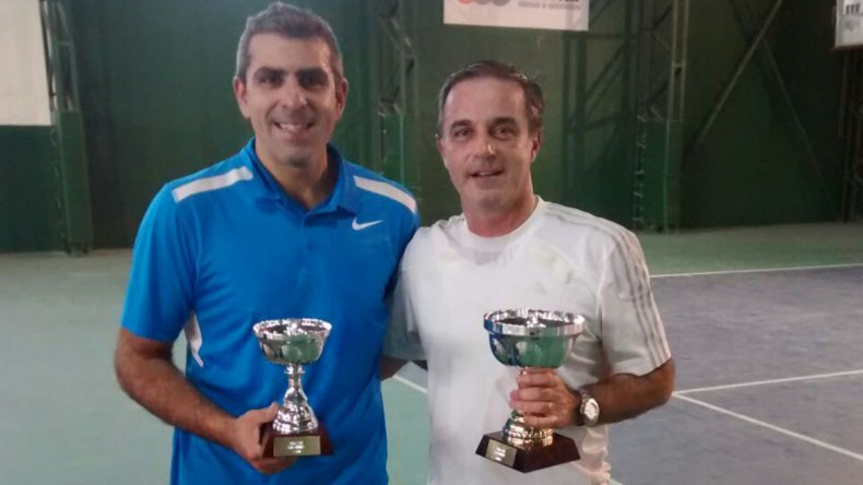 Pablo López Badra y Alejandro Schiavoni