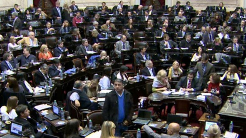 La Cámara de Diputados será el primer ámbito de debate del blanqueo lanzado por el Gobierno.