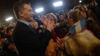 Para Macri los jubilados cobrarán lo que les corresponde.
